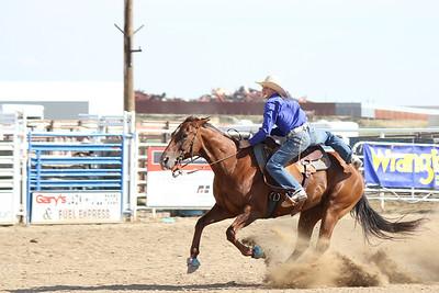 Bowman County Fair Rodeo July 15, 2012