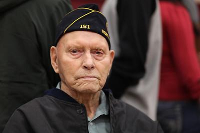 Staff Sergeant and Second World War veteran